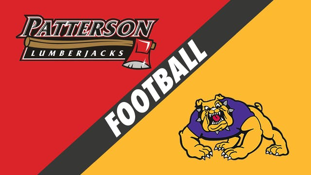 Football: Patterson vs Lutcher