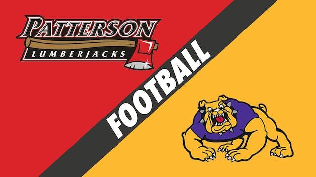 Football: Patterson vs Lutcher