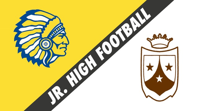 Jr. High Football: Our Lady of Fatima vs Mount Carmel of Abbeville