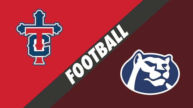 Football: Teurlings Catholic vs St. T...