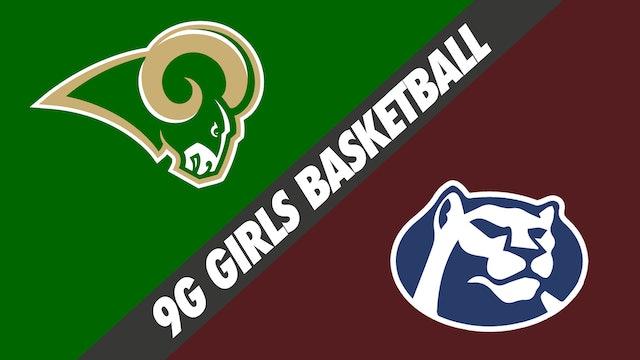 Girls Freshman Basketball: Acadiana vs St. Thomas More