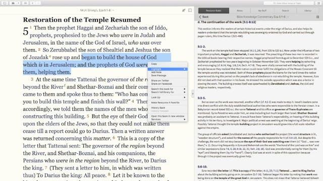 Ezra, Nehemiah, Esther, Job, Psalms, ...