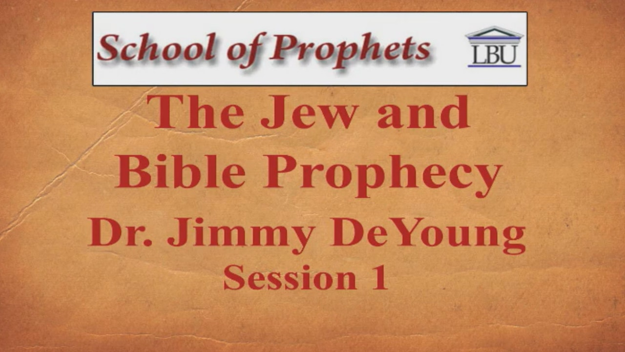The Jew in Bible Prophecy