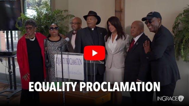 Equality Proclamation