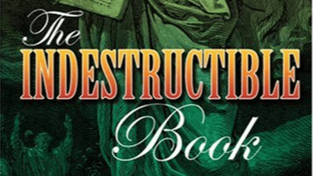 The Indestructible Book