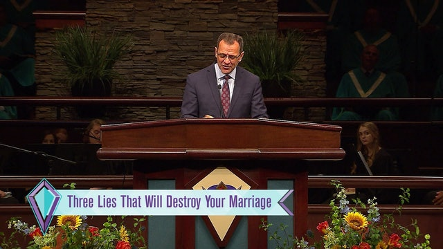 Three Lies That Will Destroy Your Marriage