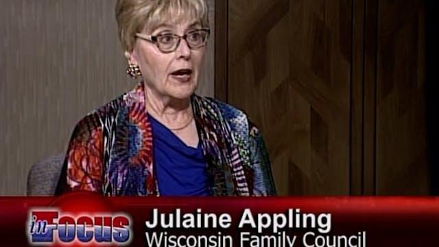 """Julaine Appling """"Spring Election Prev..."""