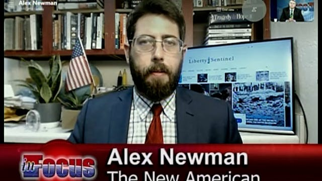 """Alex Newman """"The Great Reset"""""""