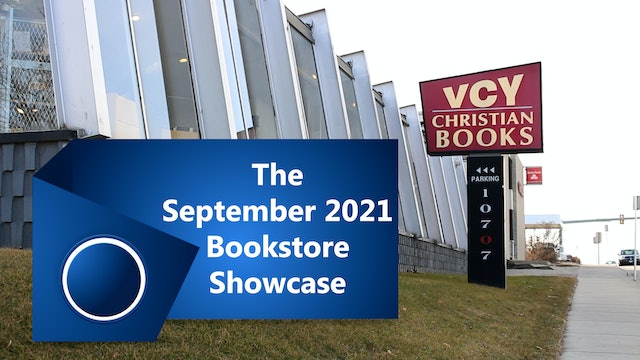The VCY Bookstore And Outreach Center September Showcase