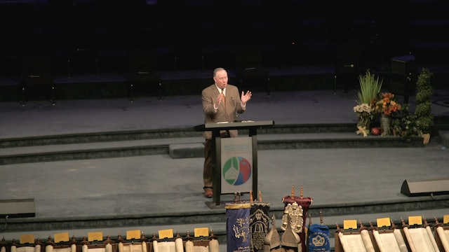 """""""Being Encouraged By The Word Of God"""" with Dr. Rick Carter"""