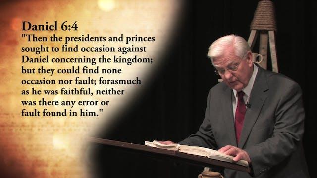 Prayer Guidelines From Daniel