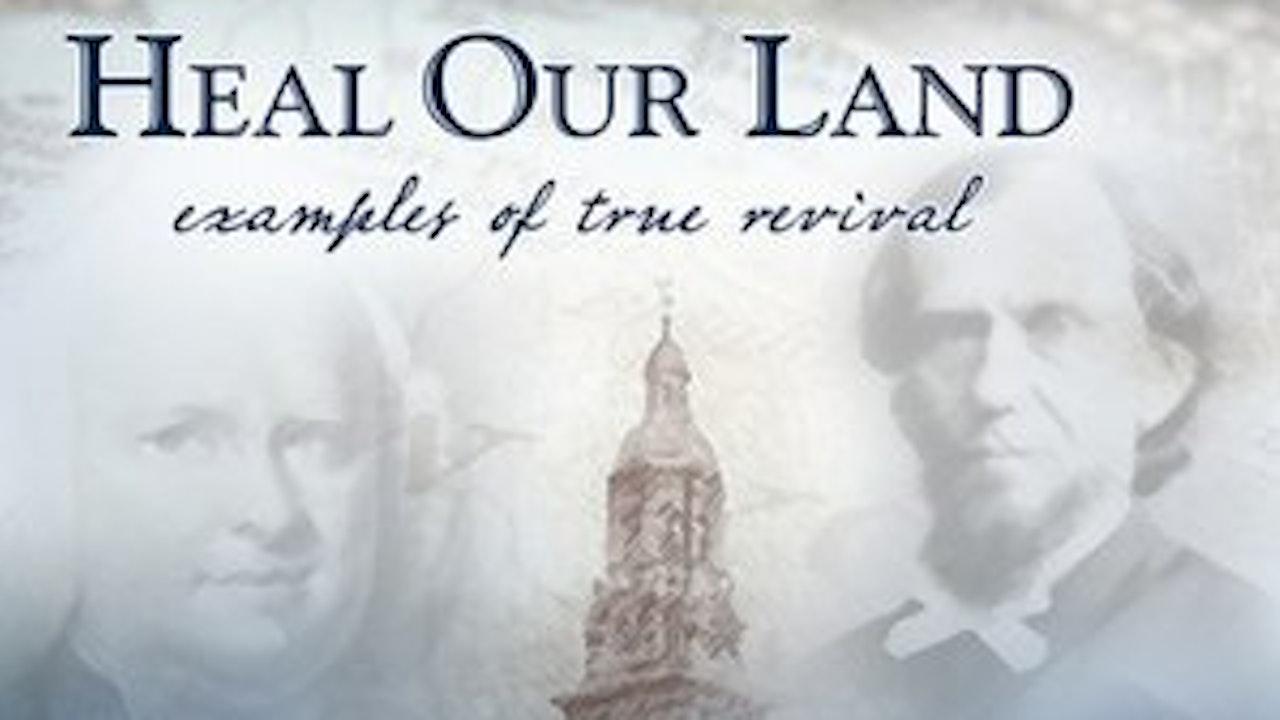 Ken Connolly: Heal our Land