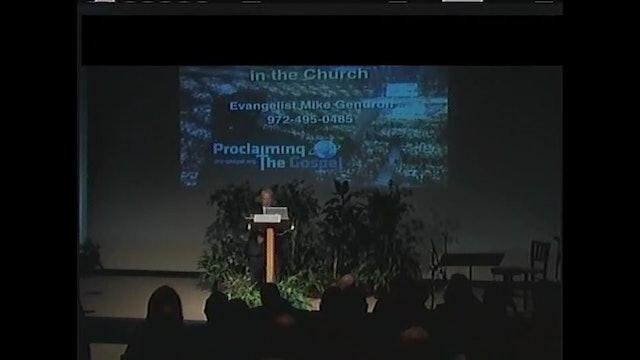 False Converts in the Church