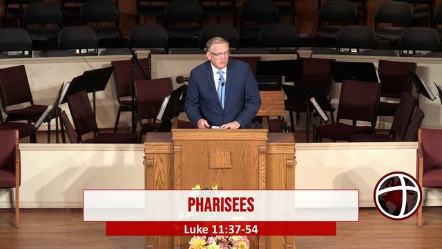 "At Calvary ""Pharisees"""