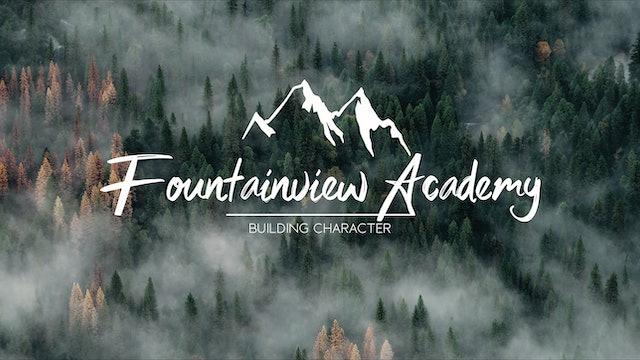 Fountain View Academy Music