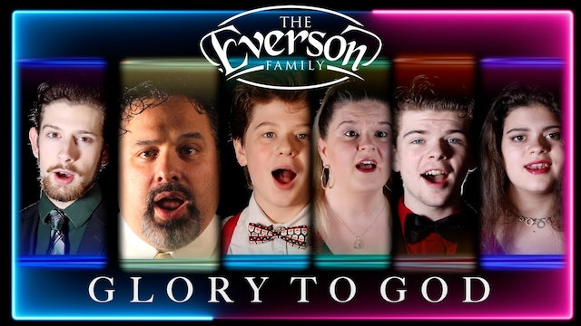 Glory to God (Family, A Cappella)