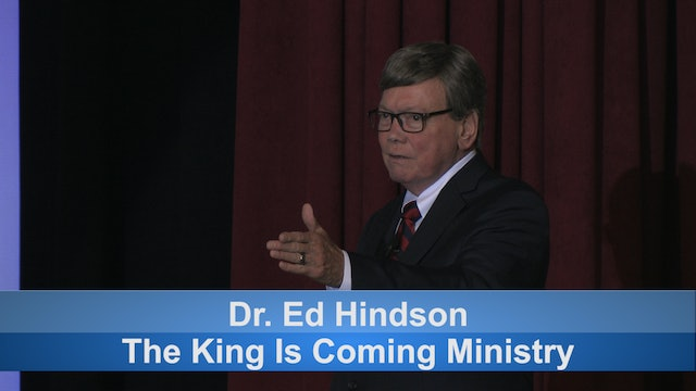 """Ed Hindson Rally """"Signs Of The Times: Setting The Stage For The Future"""" (2019)"""