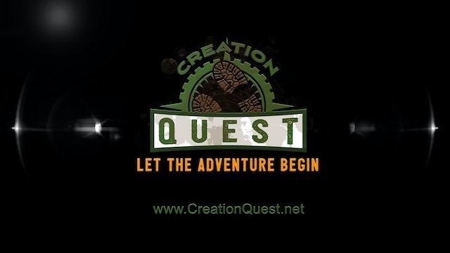 Creation Quest Minutes