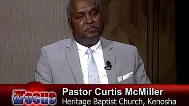 "Pastor Curtis McMiller ""Race: God's Design - Man's Distortion"""
