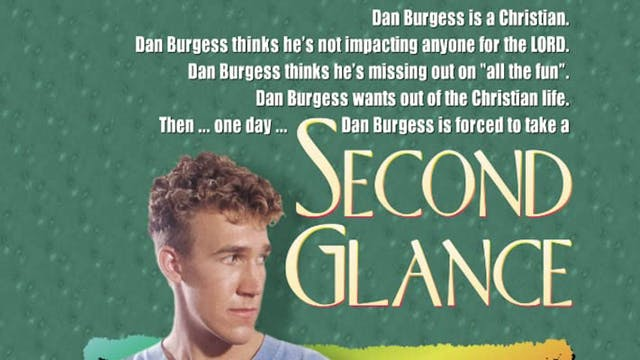 Second Glance - Preview