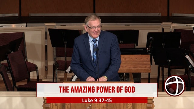 """At Calvary """"The Amazing Power Of God"""""""