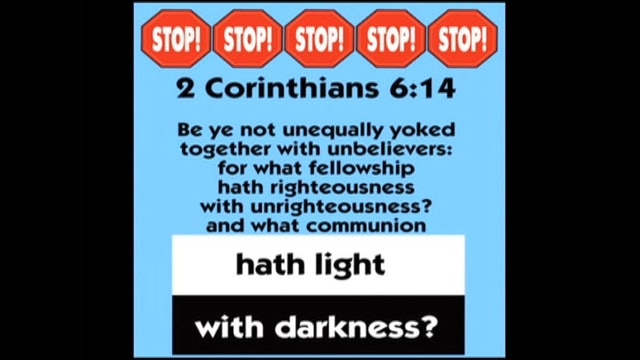 """What Does The Bible Say About """"Interracial"""" Marriage?"""