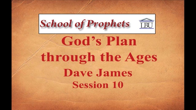 God's Plan Through the Ages 5