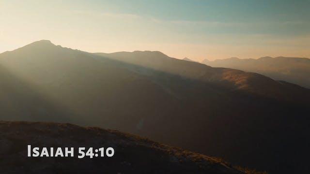 The WORD - Isaiah 54:10 - Fountainvie...