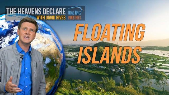 Floating Islands Of Loktak Lake