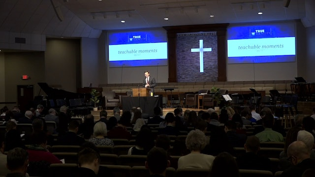 The Great Commission - Why it Matters?Mark Gillmore