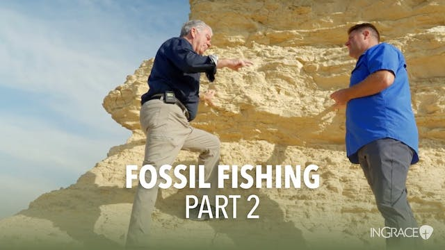 Fossil Fishing - Part 2