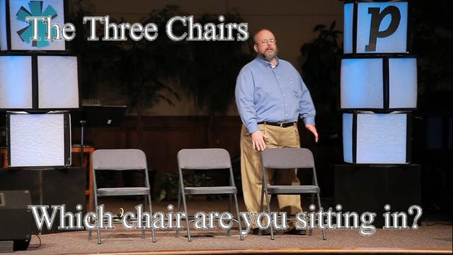 The Three Chairs - Juan Valdes