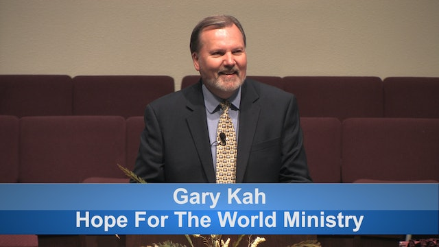"""Gary Kah Rally """"A Nation At War: The Globalist Conditioning Of America"""" (2020)"""