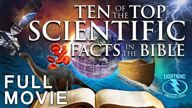Ten Of The Top Scientific Facts In Th...