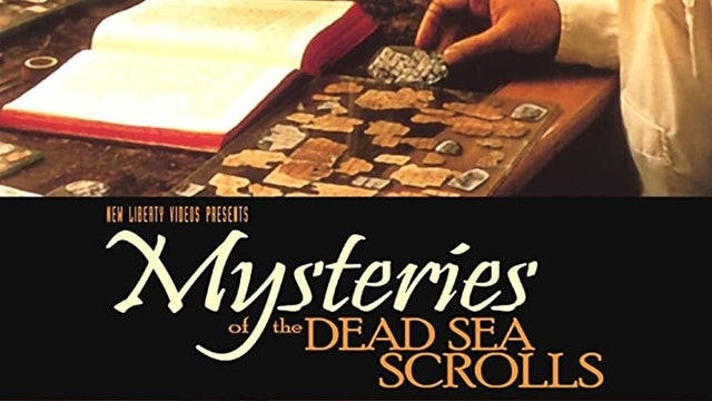 Mysteries of the Dead Sea Scrolls - Preview
