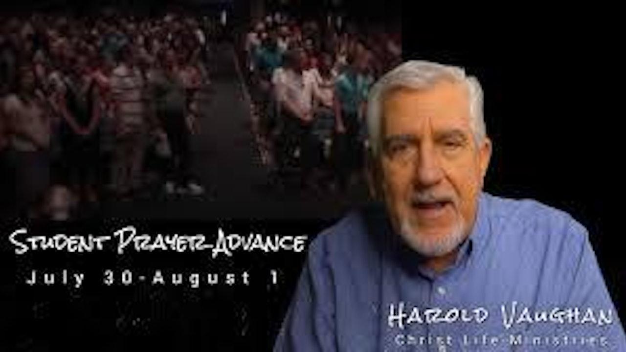 Student Prayer Advance 2020