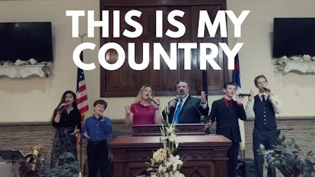 This Is My Country (Family)
