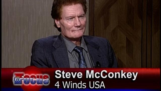 "Steve McConkey ""Protecting Girls Sports"""