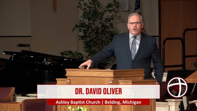 At Calvary With Evangelist Dr. David Oliver