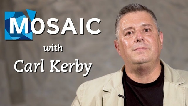 Mosaic - Carl Kerby