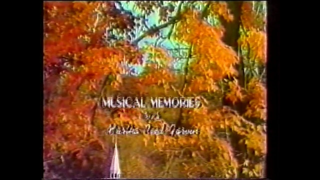 Requests - Musical Memories with Martha Reed Garvin
