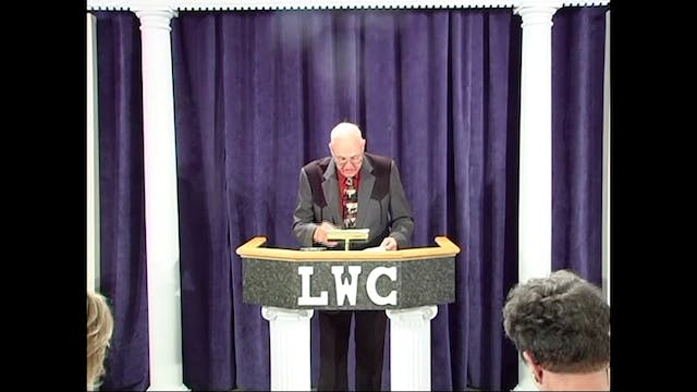 Session 9 - The Holiness Of Prayer, P...