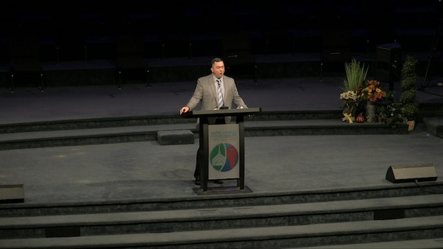 """""""Who Cares About Missions"""" with Steve Burkholder"""