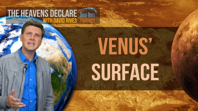 Venus: Surface