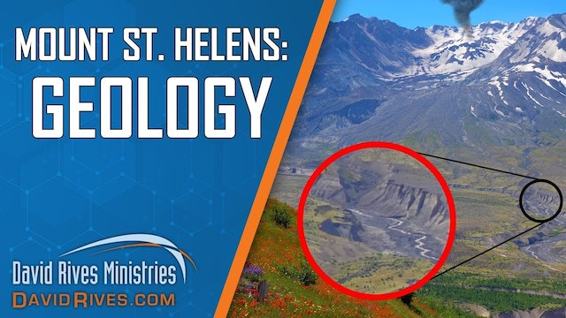 Mount St. Helens And Rapid Geology