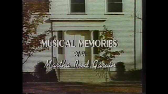 Invitational Songs - Musical Memories...