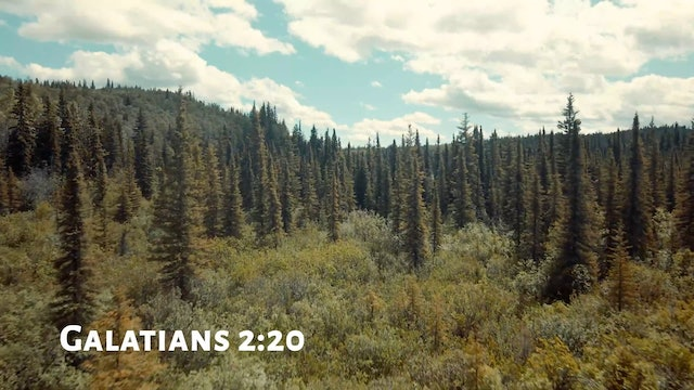 The WORD - Galatians 2:20 - Fountainview Academy