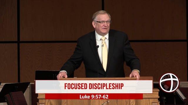 "At Calvary ""Focused Discipleship"""
