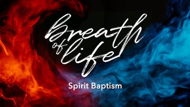 Dan Olinger: Spirit Baptism
