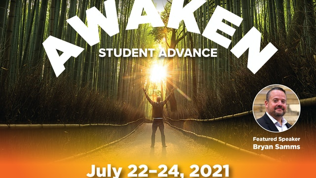 The Divine Wakeup Call - Bryan Samms 01